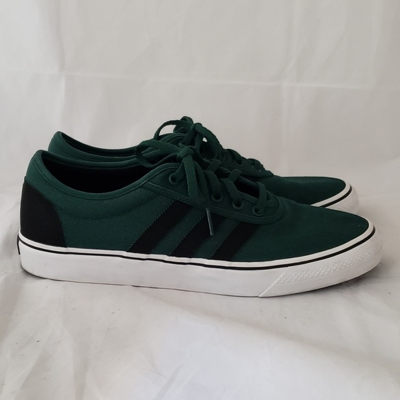 e0dc66a99 adidas Other - Adidas green   black lace up fashion sneakers